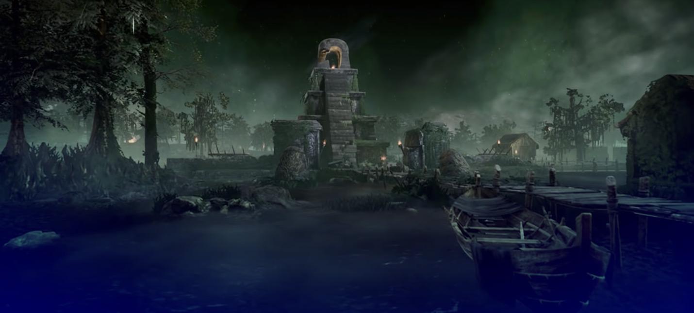 Доки Кураста из Diablo 2 воссоздали на движке Unreal Engine 4