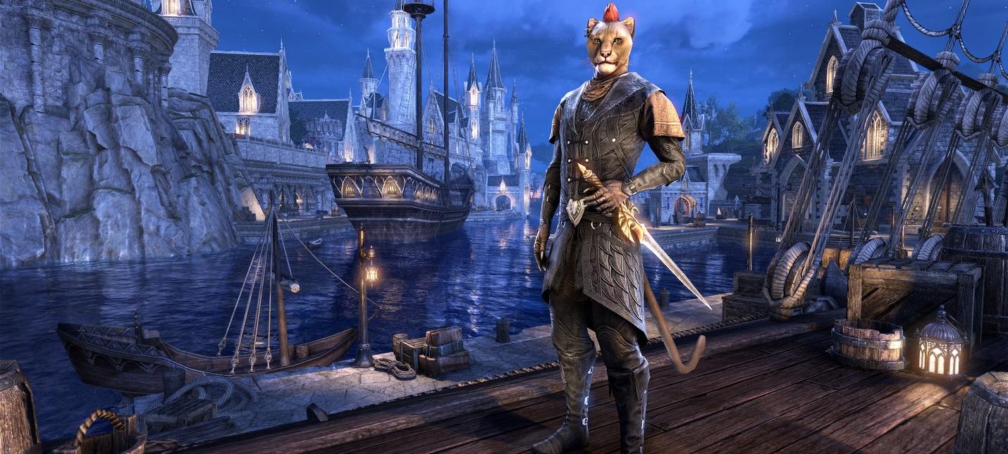 Платная подписка для The Elder Scrolls Online стала временно бесплатной