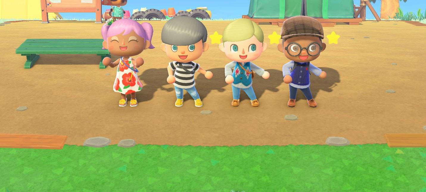 В Animal Crossing игроки предлагают услуги по домохозяйству за реальные деньги