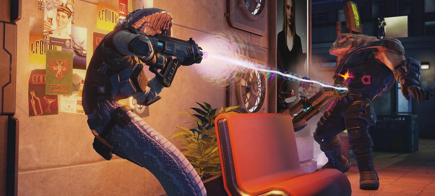 Подрывник, мутон, клон и гадюка — новые профили агентов XCOM: Chimera Squad