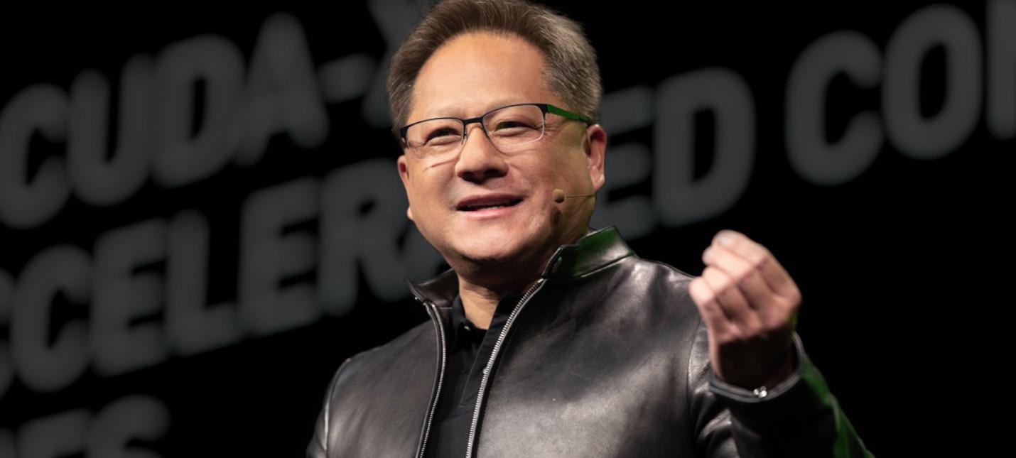 Выступление главы Nvidia перед GTC 2020 состоится 14 мая
