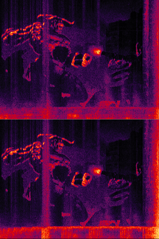 В спектрограмме одного из треков DOOM Eternal нашли обложку Doom 2