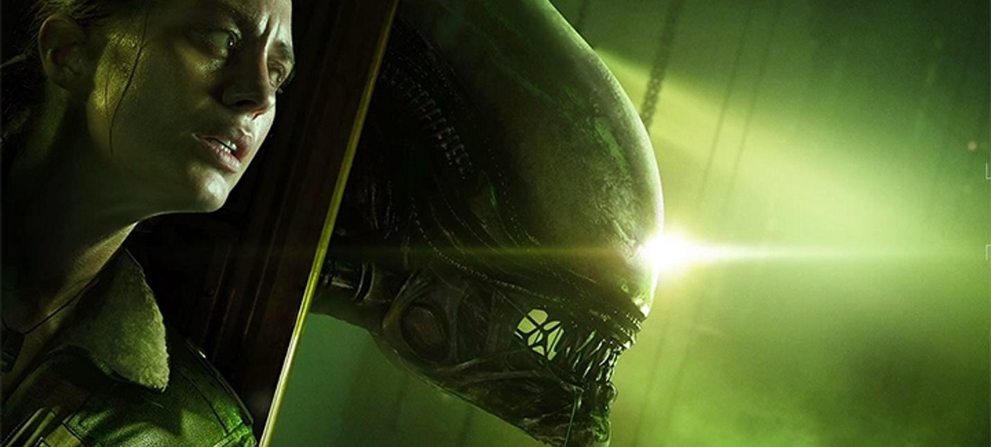 Alien: Isolation продается в Steam за 68 рублей