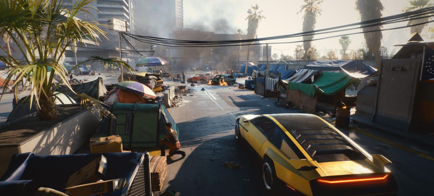 На шоу Summer of Gaming от IGN покажут Cyberpunk 2077