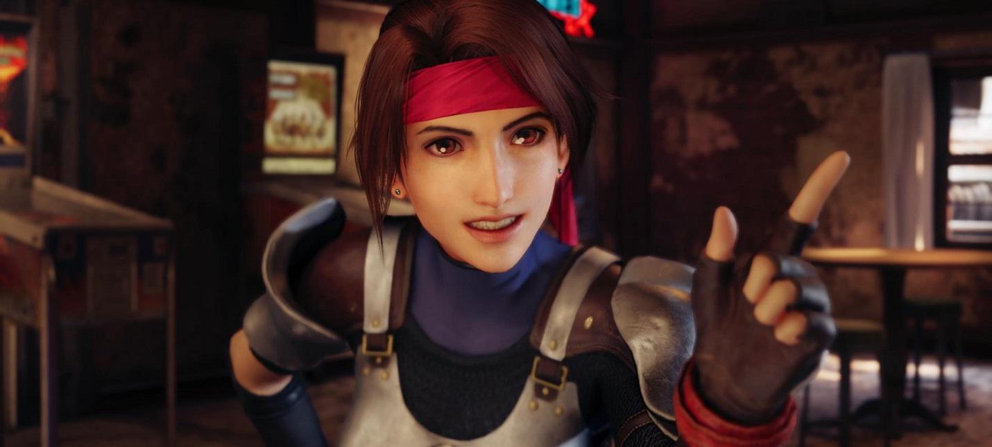 Создатели ремейка Final Fantasy VII не знают, на сколько частей будет разделена игра