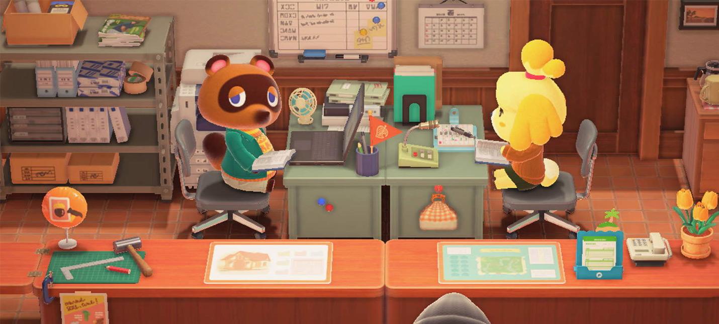 Animal Crossing попала на первую полосу The Financial Times из-за снижения внутриигровой банковской ставки