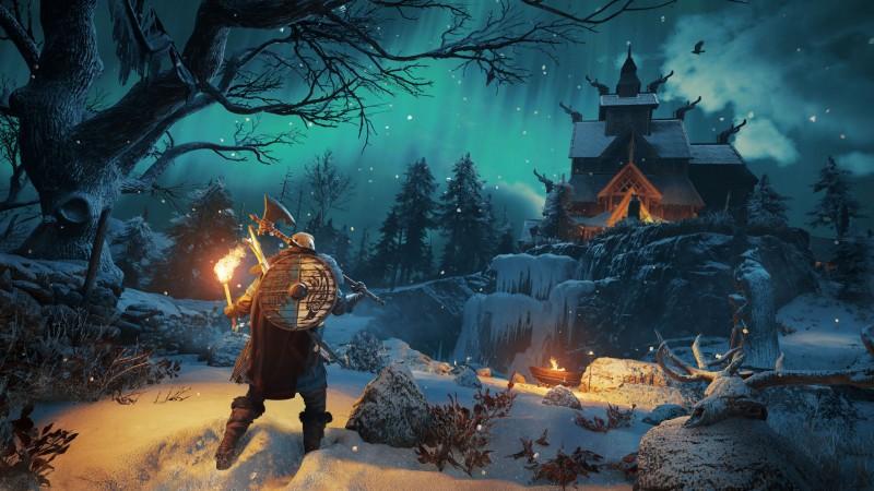 Первые детали Assassin's Creed Valhalla — релиз в конце года, в том числе на PS5 и Xbox Series X