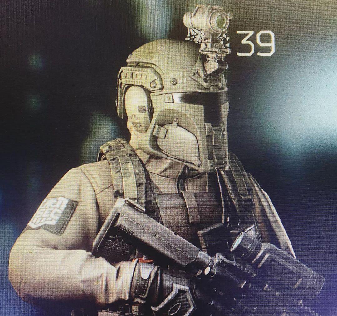 В Escape From Tarkov добавят шлем в стиле Мандалорца