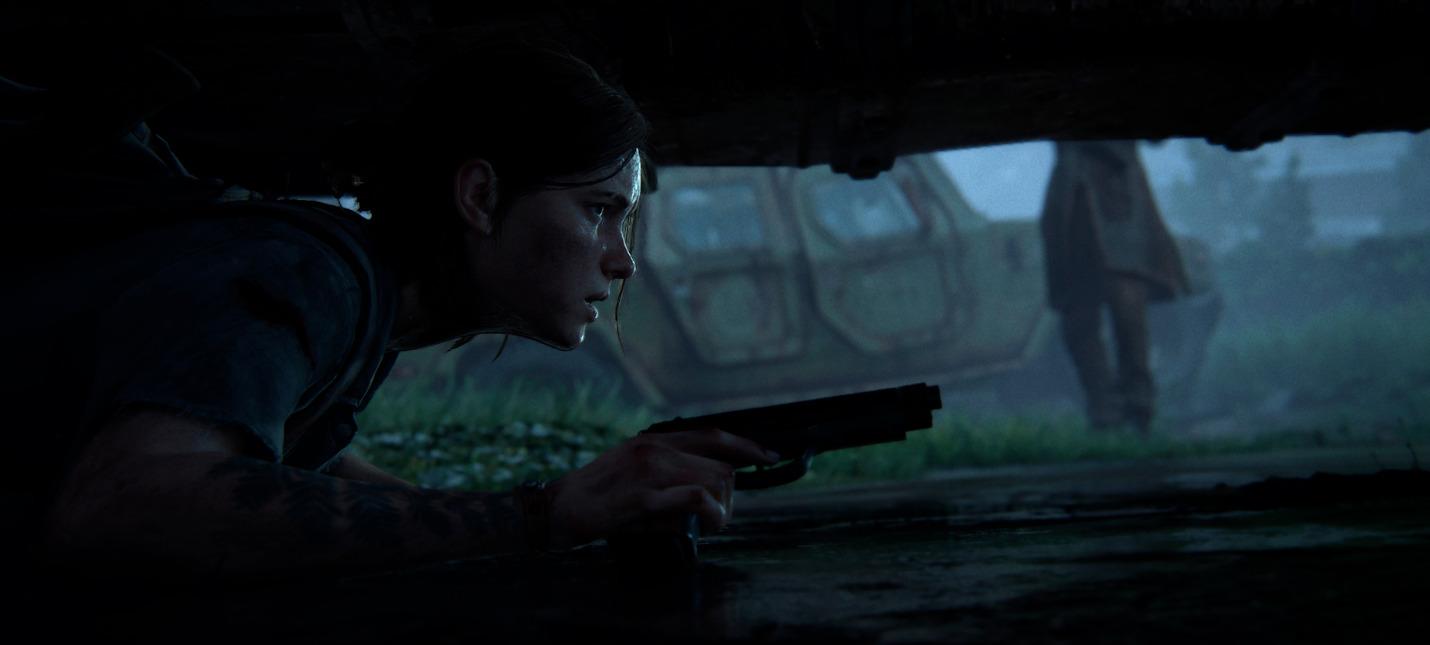 Новый трейлер The Last of Us Part 2 покажут завтра