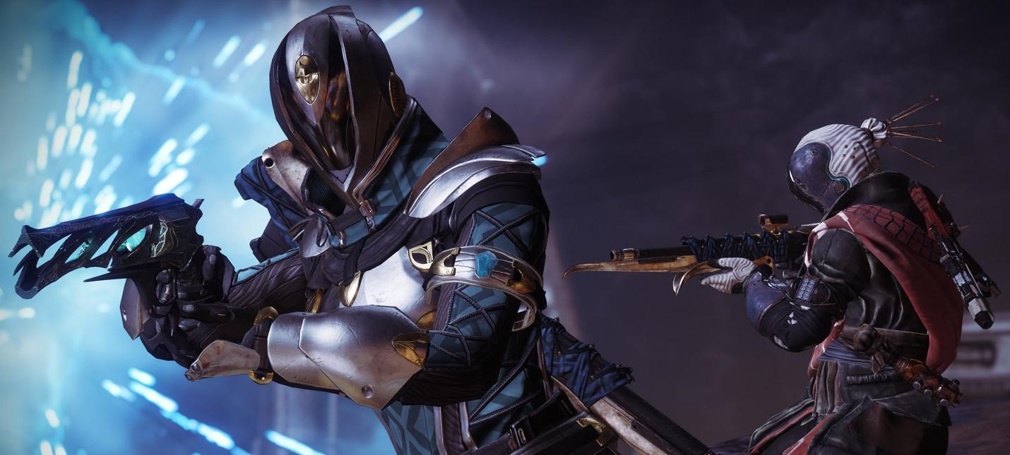 Трансмогрификация и более ценные награды за сложные задания — Bungie о грядущих изменениях в Destiny 2