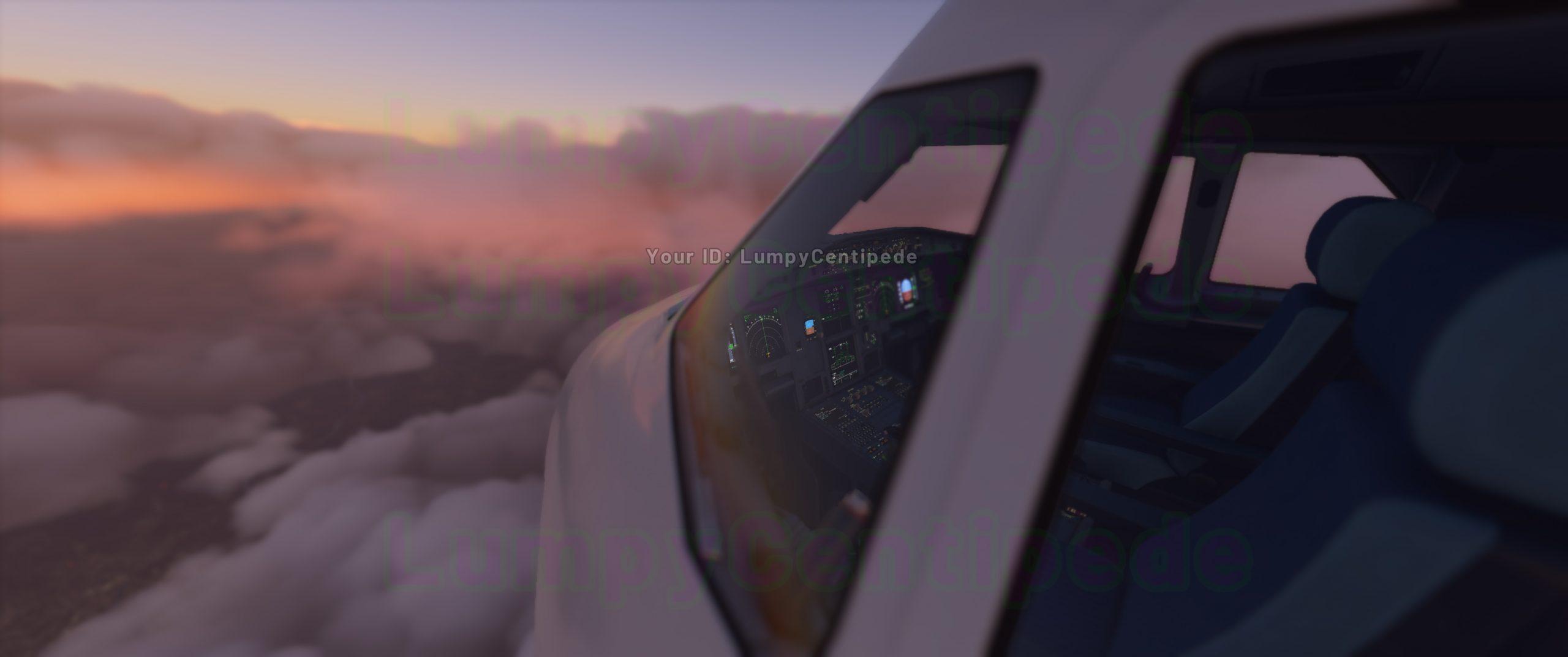 Новая порция скриншотов Microsoft Flight Simulator