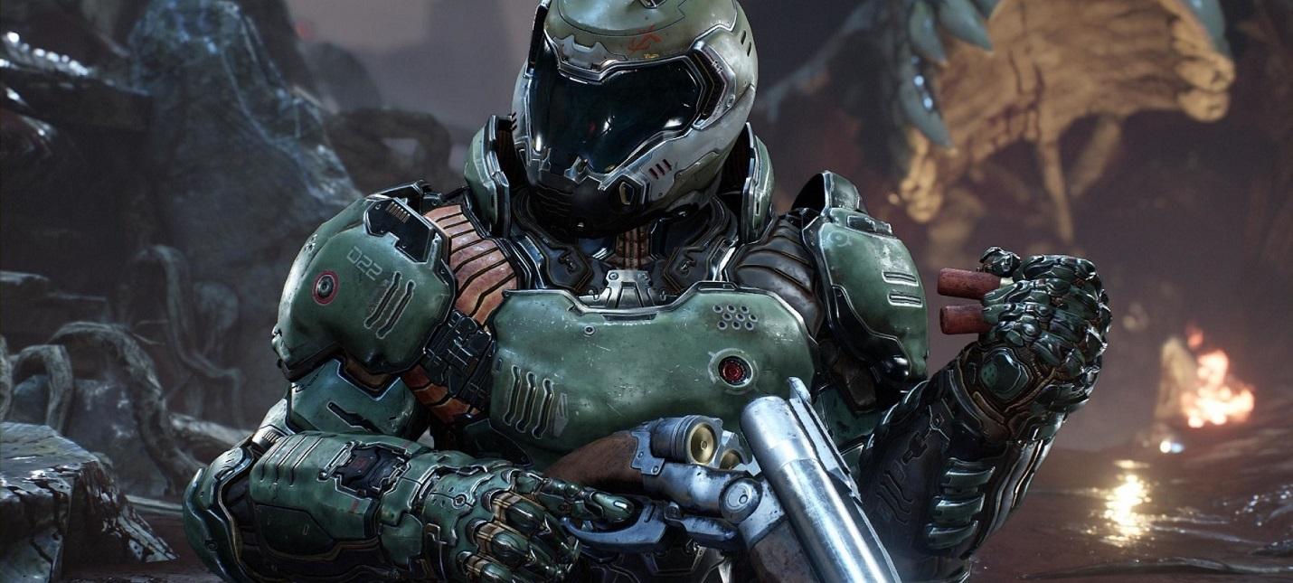 Мод для Doom Eternal вносит изменения в некоторые механики игры