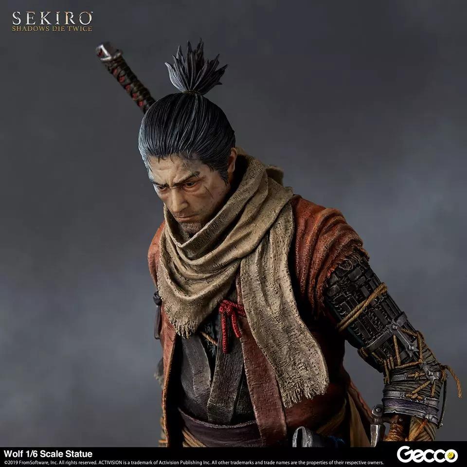 Gecco представила новую детальную фигурку Sekiro за $470