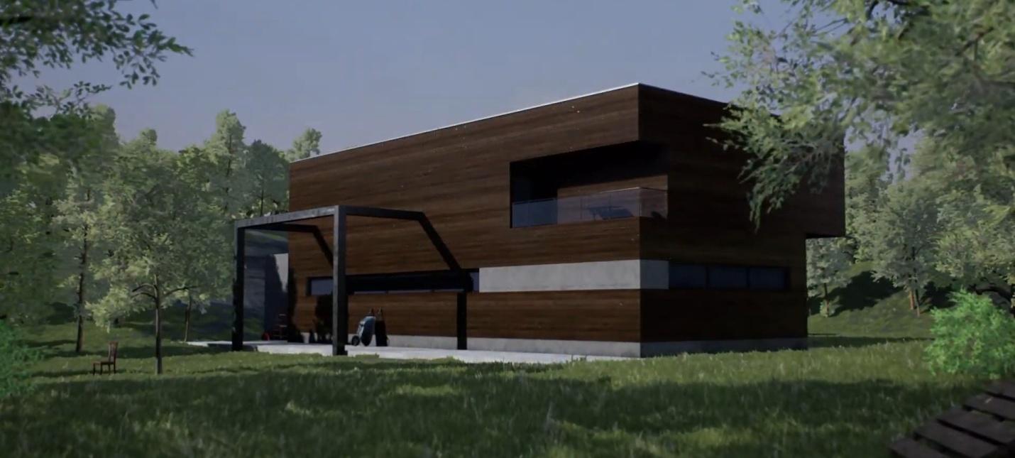 В House Designer можно будет спроектировать и построить дом своей мечты