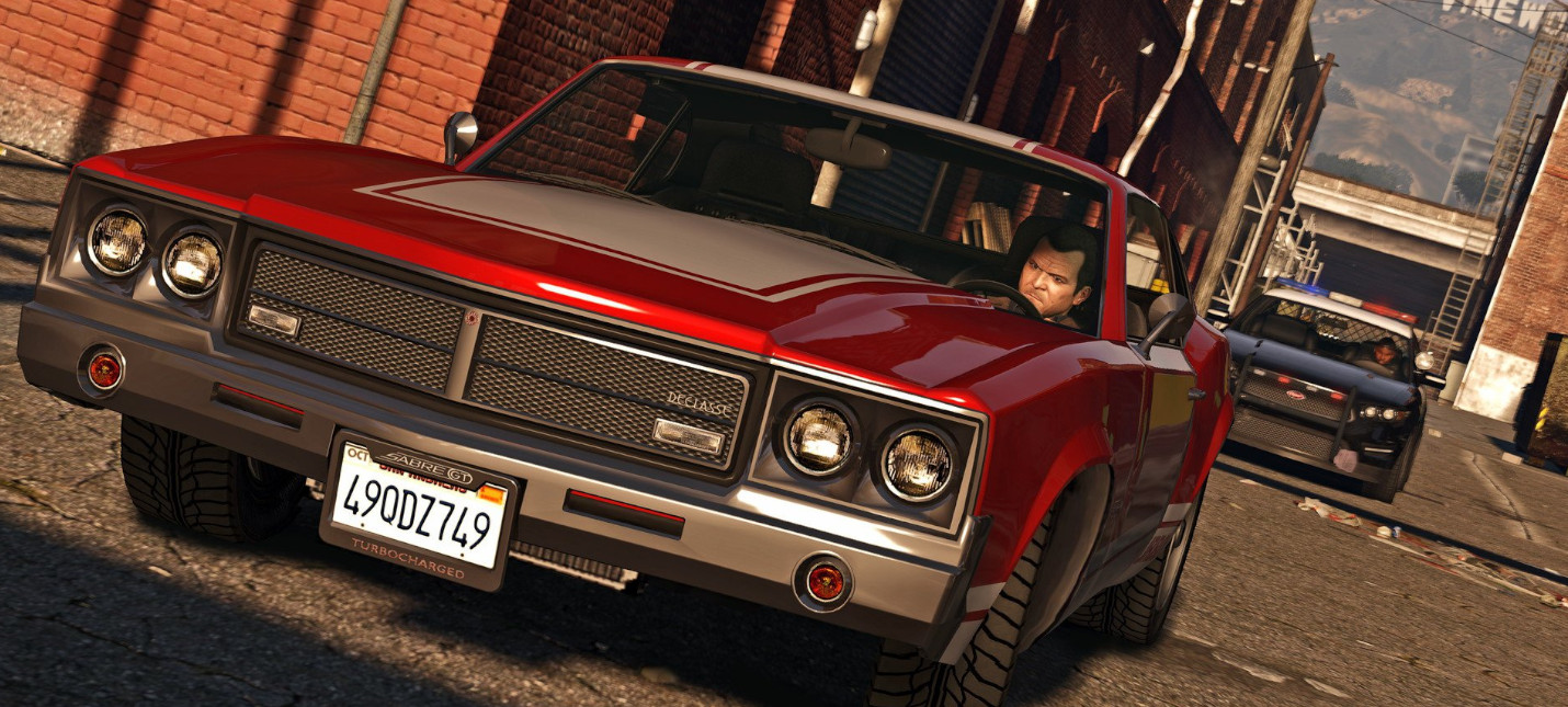 UK-чарт: GTA V обогнала FIFA 20 и Modern Warfare