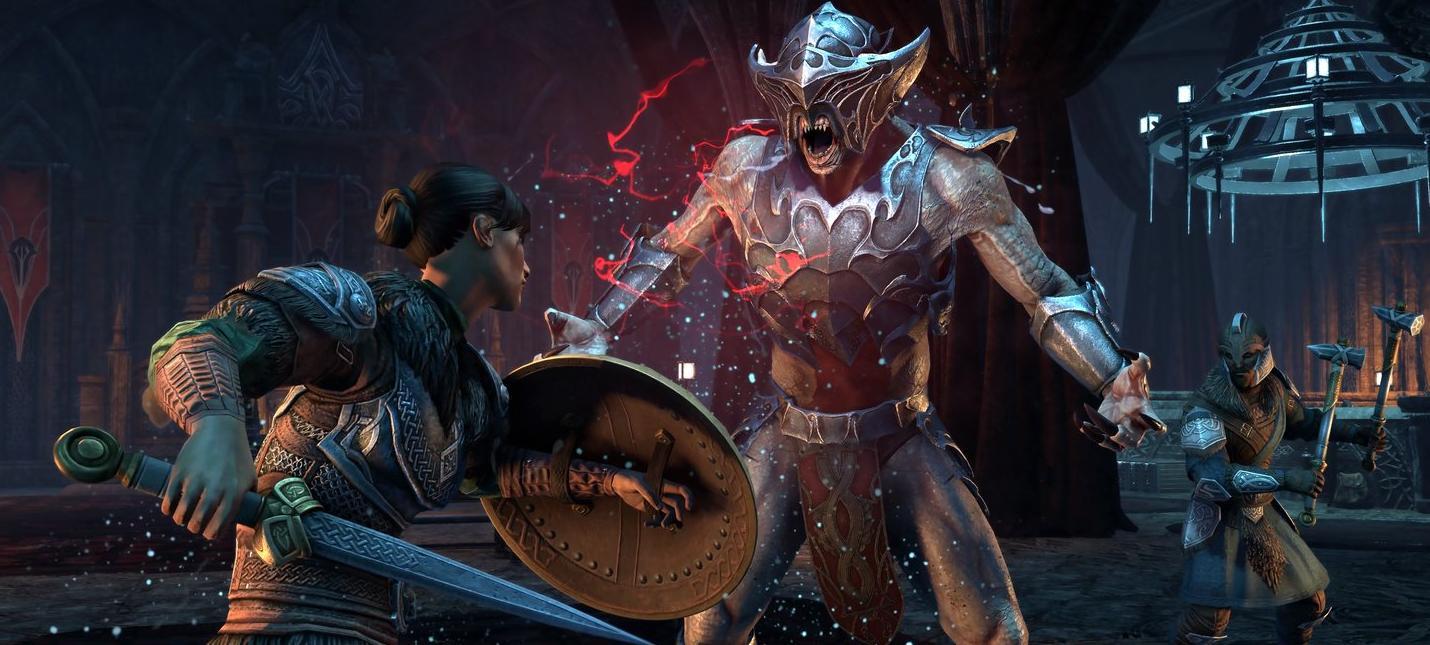 Откликнитесь на зов — сюжетный трейлер дополнения Greymoor для The Elder Scrolls Online