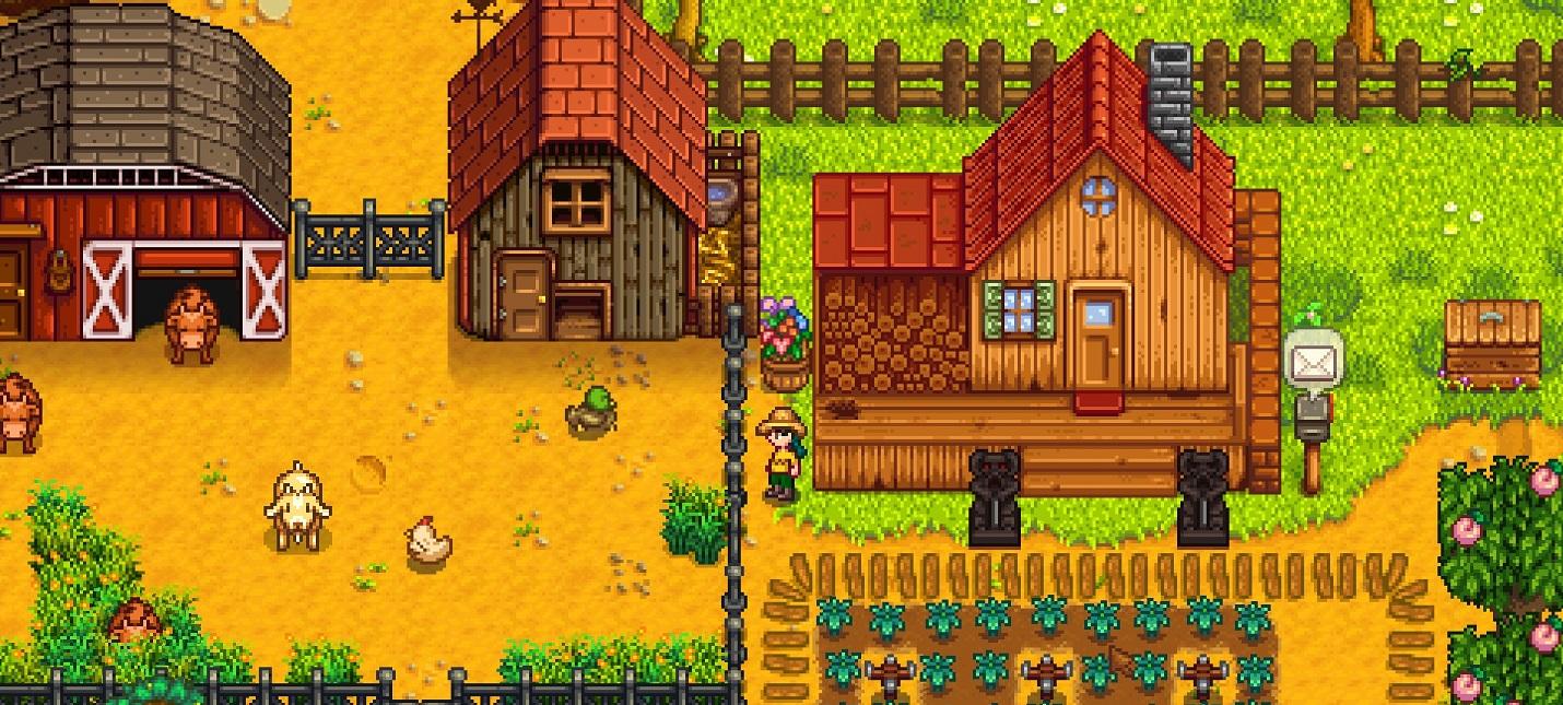 Hardew Valley — хардкорный мод для симулятора фермера