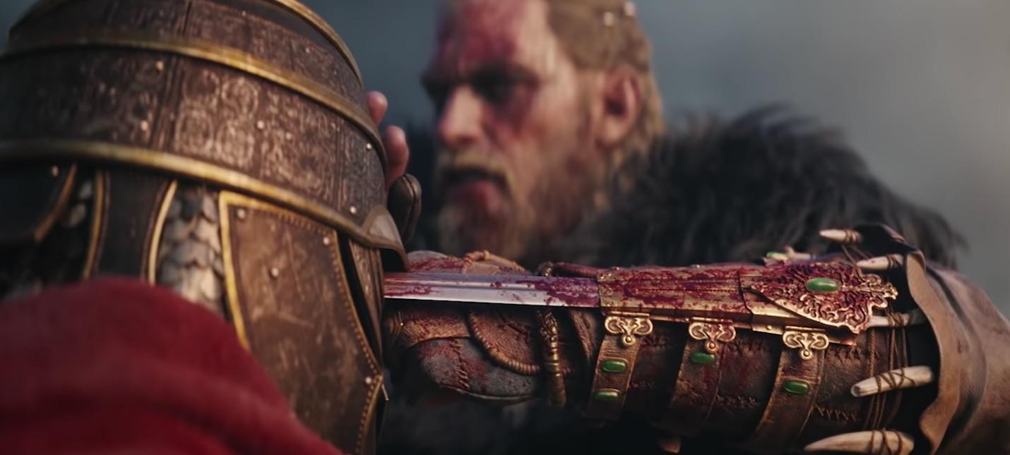 В Assassin's Creed Valhalla можно убить одним ударом скрытого клинка