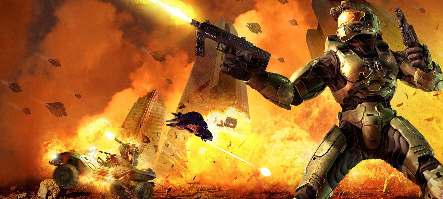 Мастер Чиф на тропе войны в релизном трейлере Halo 2 Anniversary