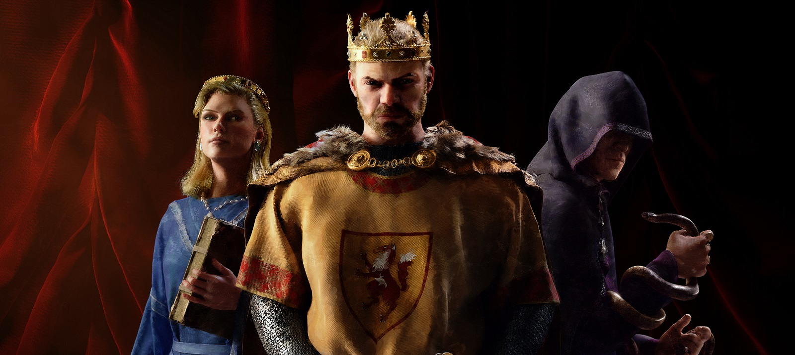 Качественная эволюция: превью Crusaders Kings 3