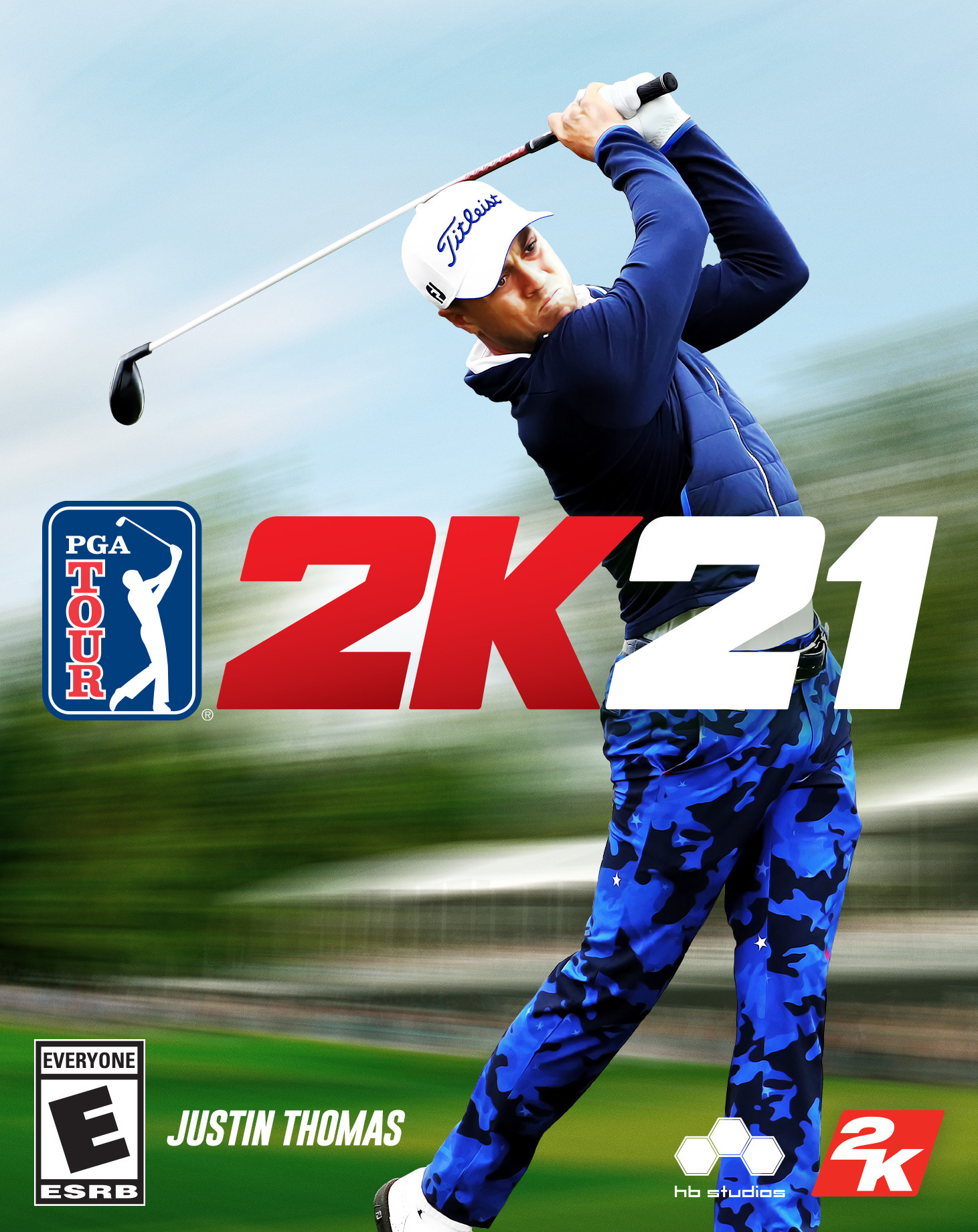 Новый трейлер PGA TOUR 2K21, релиз 21 августа