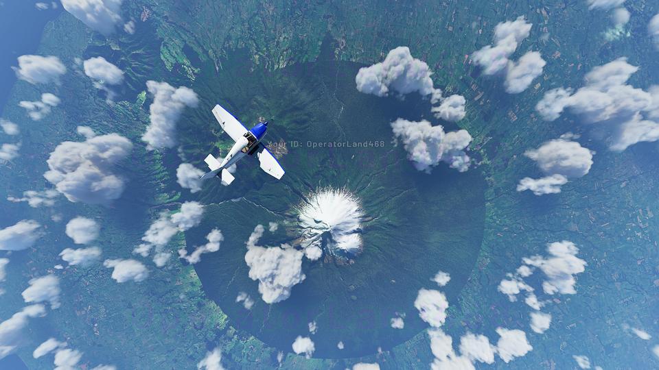 Свежая порция скриншотов Microsoft Flight Simulator