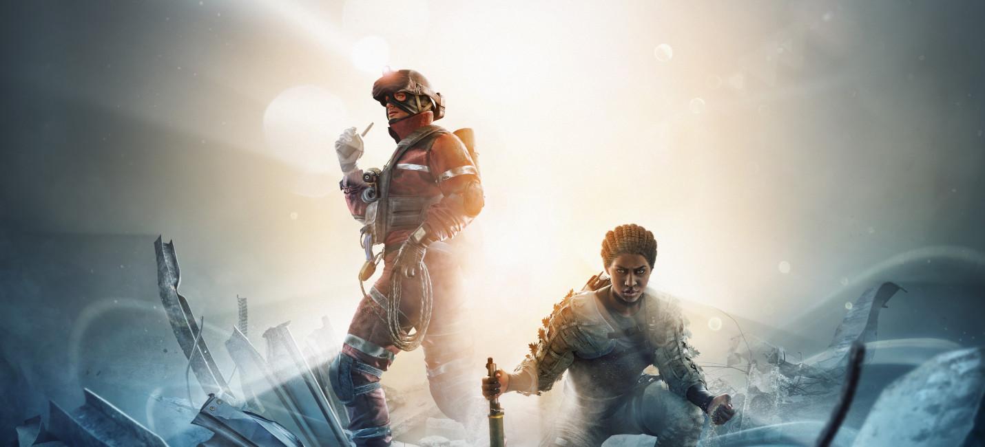 Тизер новых оперативников Rainbow Six Siege из Operation Steel Wave
