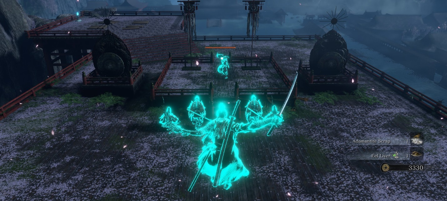 Моддер добавил в Sekiro: Shadows Die Twice механики из Katana ZERO