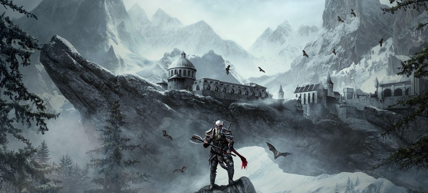 Скайрим из расширения Greymoor для The Elder Scrolls Online сравнили с игрой 2011 года