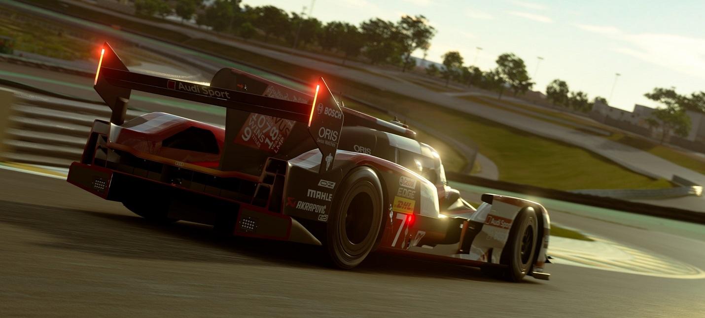 Слух: Gran Turismo 7 выйдет в этом году