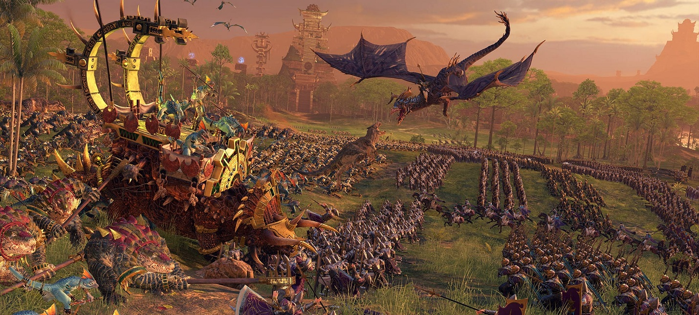 Дополнение The Warden & The Paunch для Total War: Warhammer 2 уже доступно