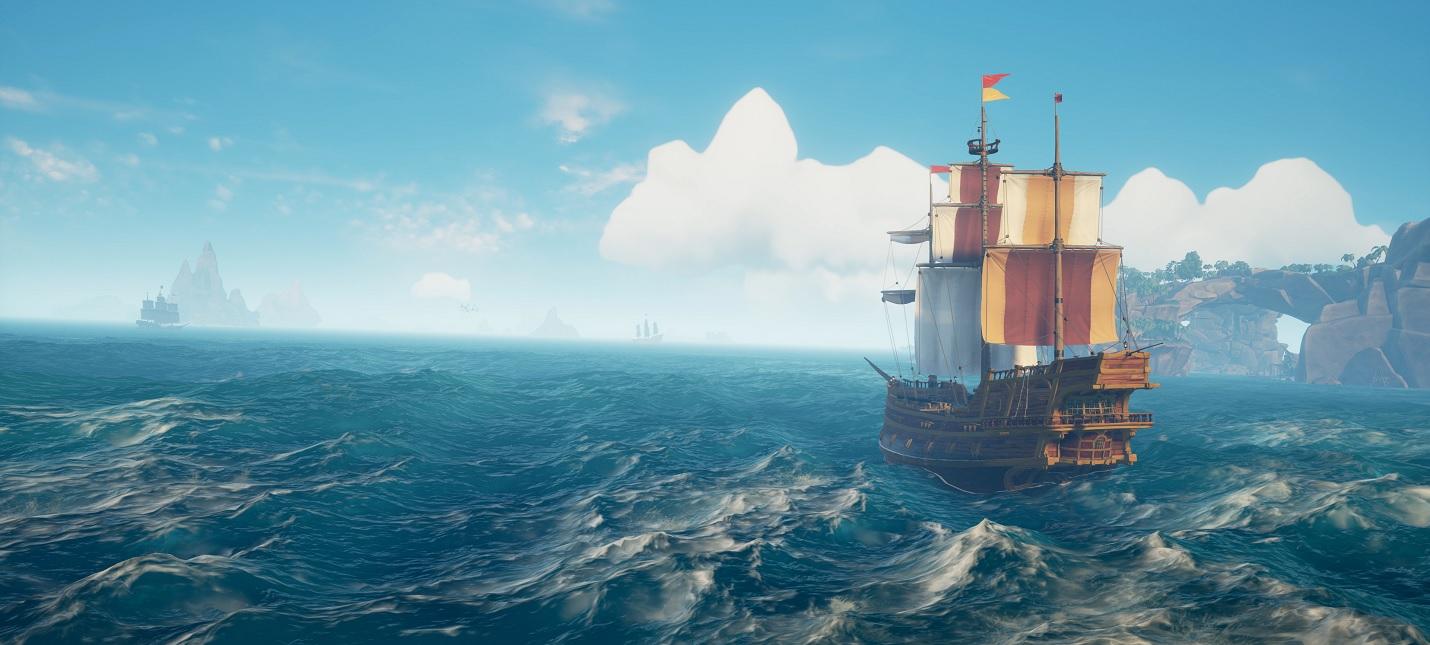 Sea of Thieves выйдет в Steam 3 июня
