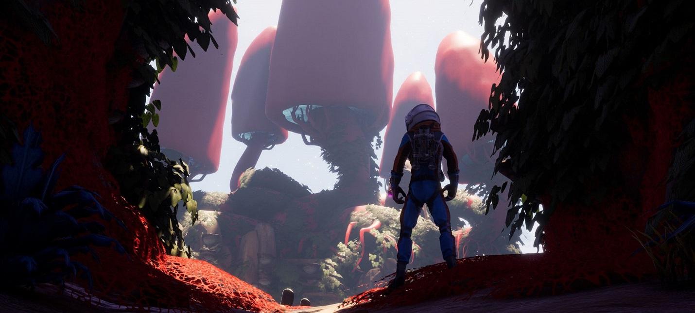 На Switch внезапно вышла адвенчура Journey To The Savage Planet