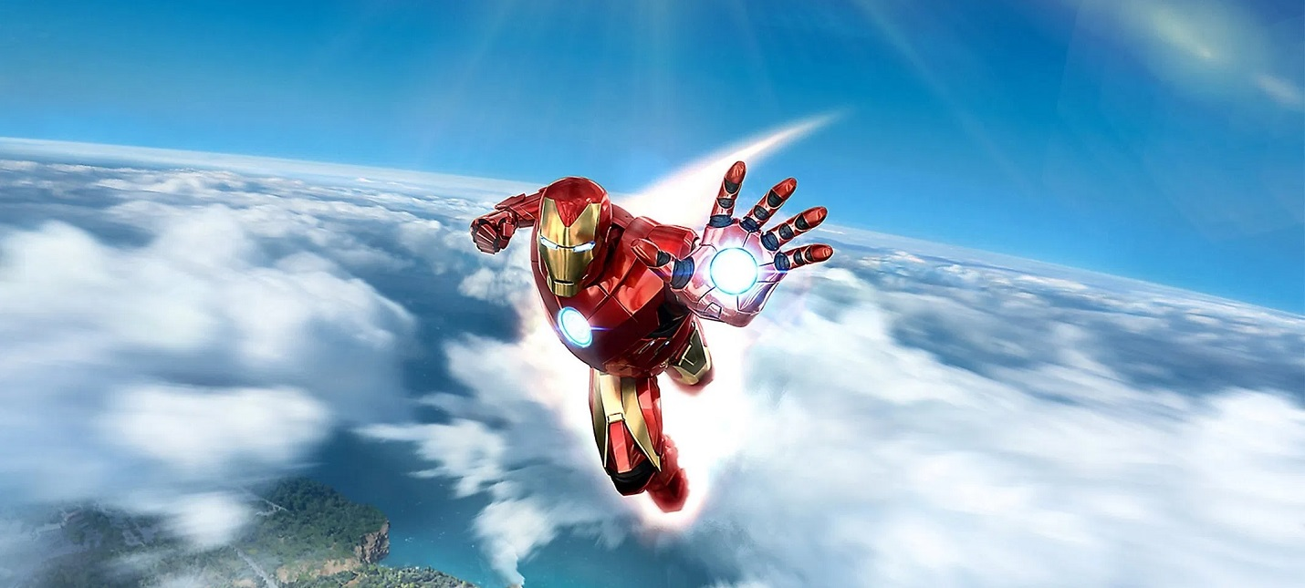 Обучение, разговор с Пеппер и схватка с дронами в стартовом геймплее Iron Man VR