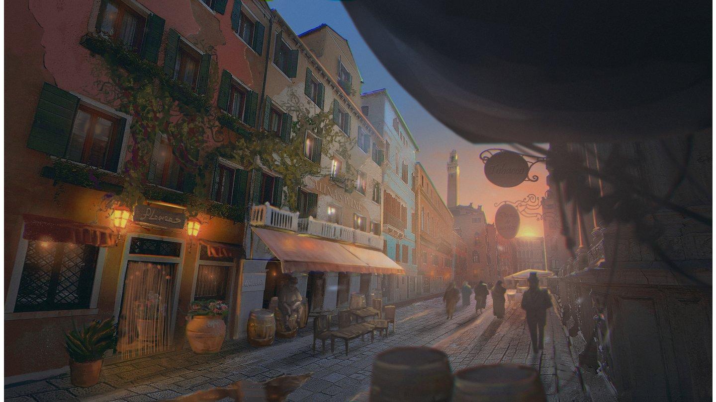 Экзотический остров на концепт-артах Sherlock Holmes: Chapter One