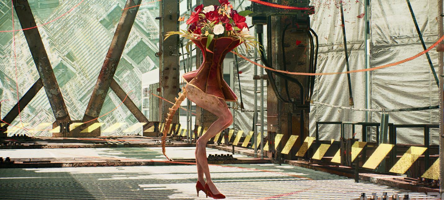 Новые скриншоты аниме-экшена Scarlet Nexus от разработчиков Tales of Vesperia
