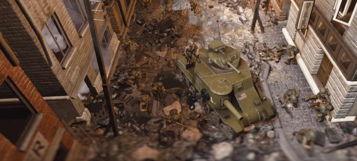 Анонсирована Toy Soldiers 2: Finest Hour — игрушечные солдатики возвращаются