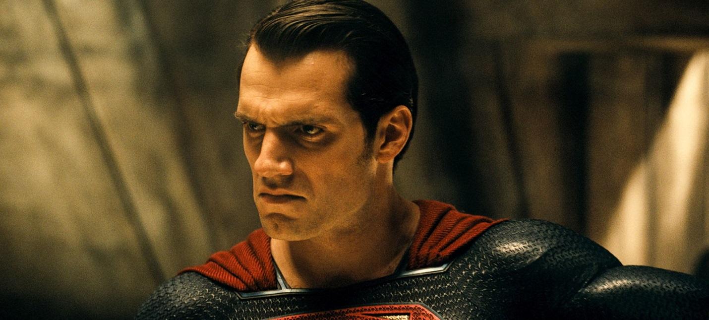 СМИ: Генри Кавилл может вернуться в киновселенную DC