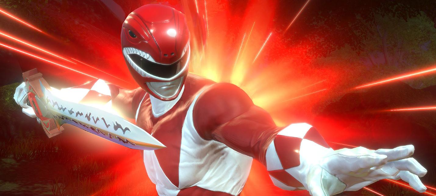 Power Rangers: Battle for the Grid — первый файтинг с кроссплеем на пяти платформах