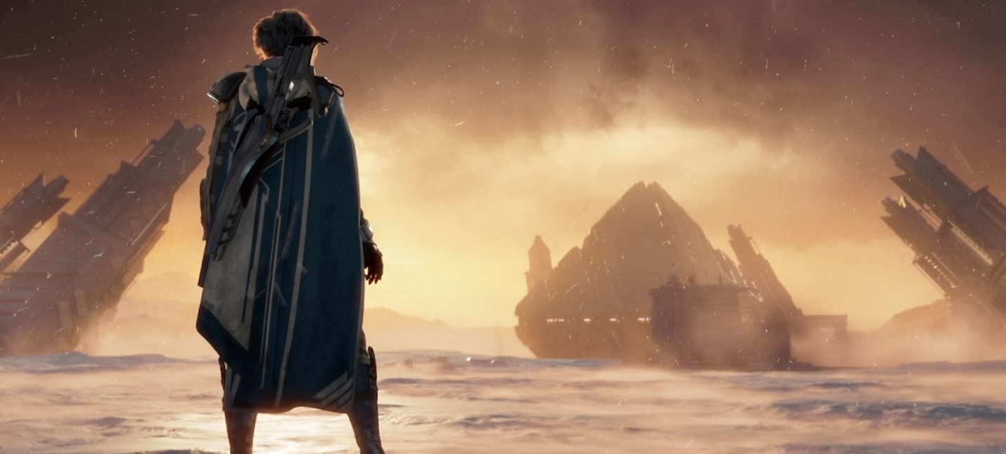 Разработчики Destiny 2 опубликовали зловещий аудиотизер