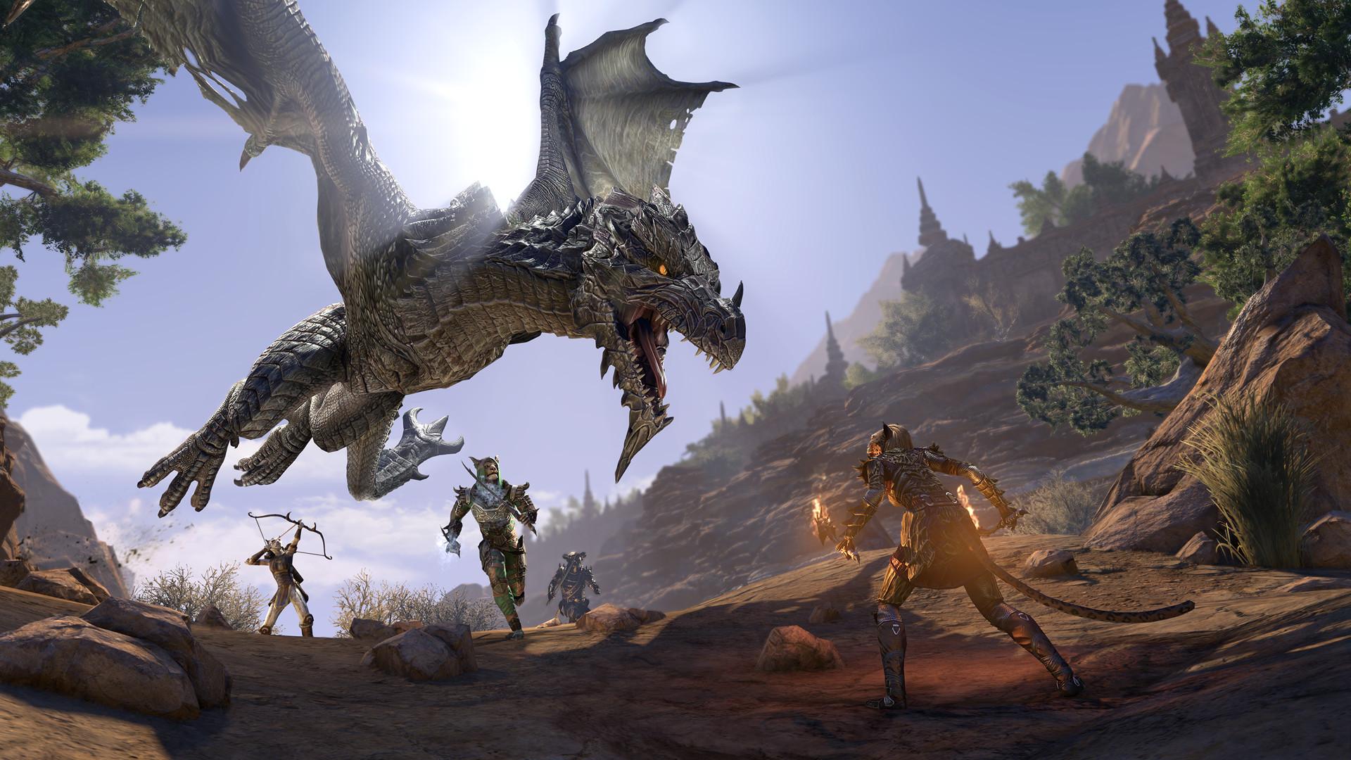 Воспоминания ветерана The Elder Scrolls Online перед возвращением в Скайрим
