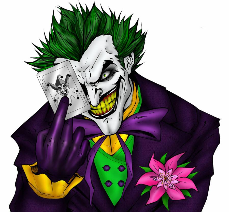 Color Pages Joker