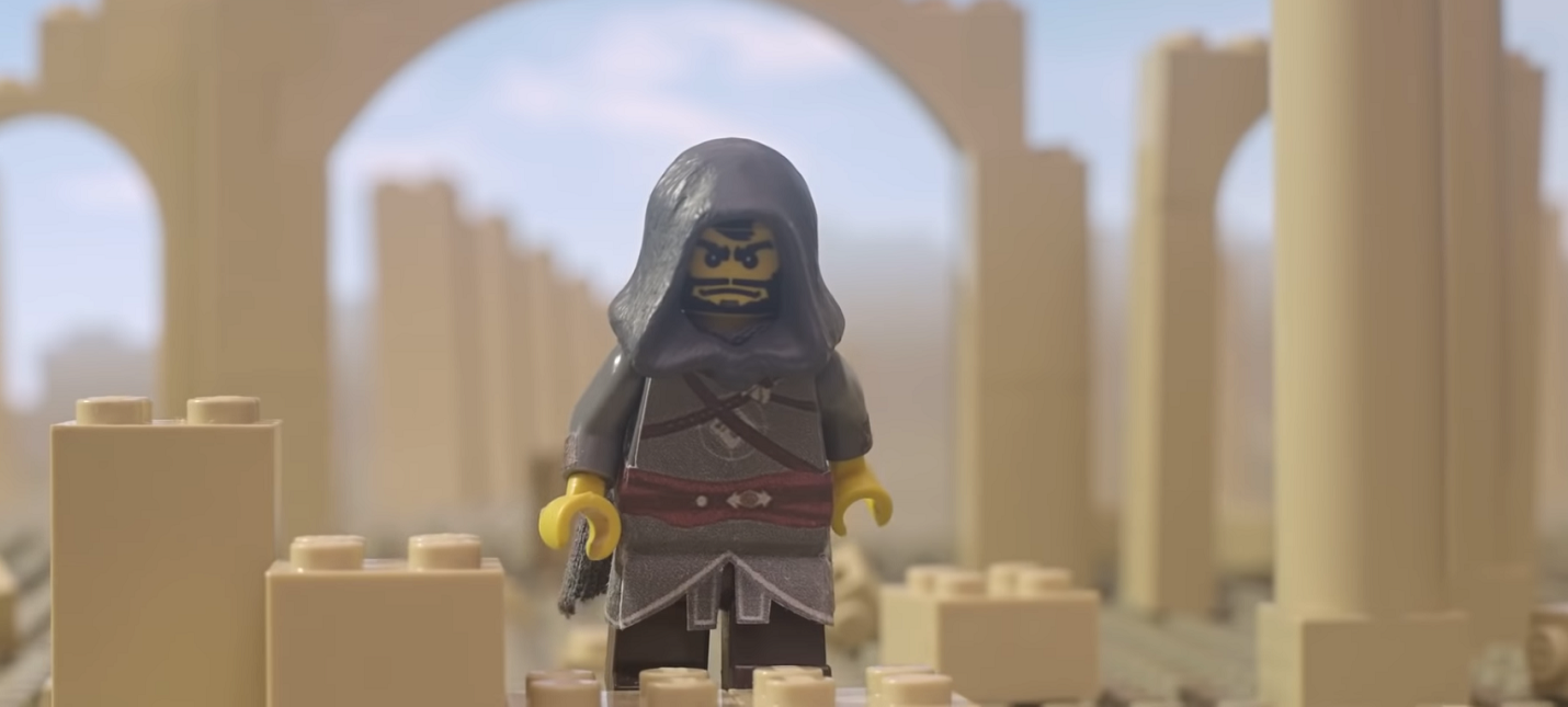 Трейлер Assassin's Creed: Revelations воссоздали в LEGO