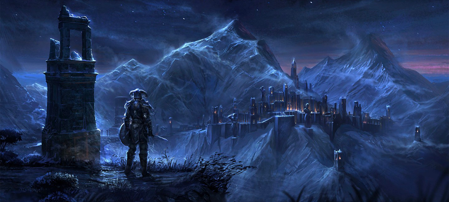 Руководство для новичков по The Elder Scrolls Online