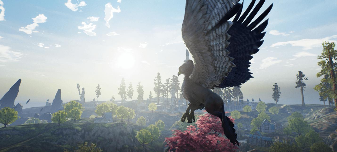 Полтора часа геймплея MMORPG Ashes of Creation
