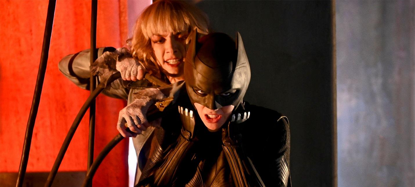 """Во втором сезоне """"Бэтвумен"""" будет новая главная героиня"""