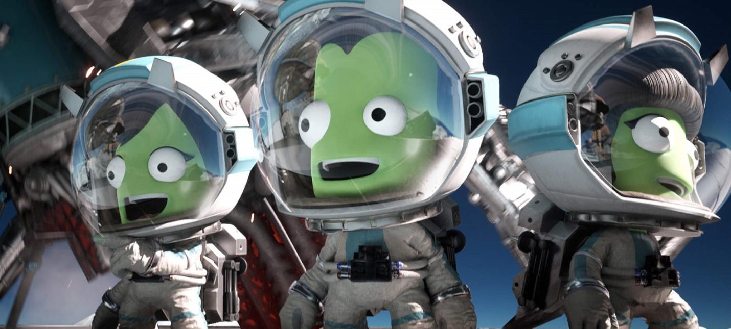 Джейсон Шрайер: Take-Two разорвала контракт с разработчиками Kerbal Space Program 2, чтобы переманить их к себе