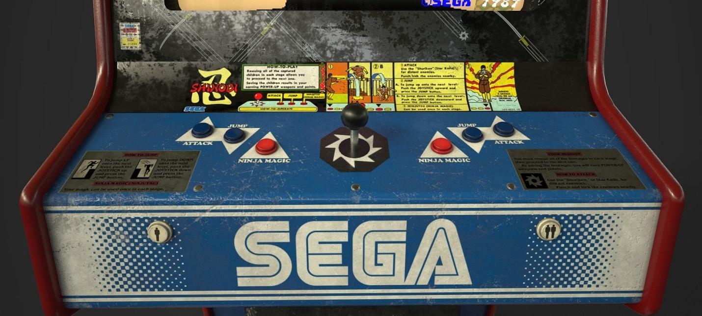 Революционным анонсом Sega оказался облачный сервис Fog Gaming — он работает на базе аркадных автоматов