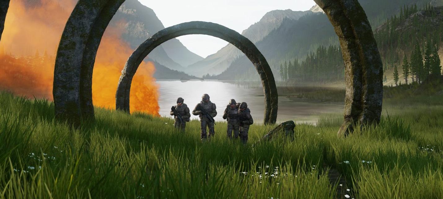 """Слух: В Halo Infinite будет """"особенный"""" HDR"""