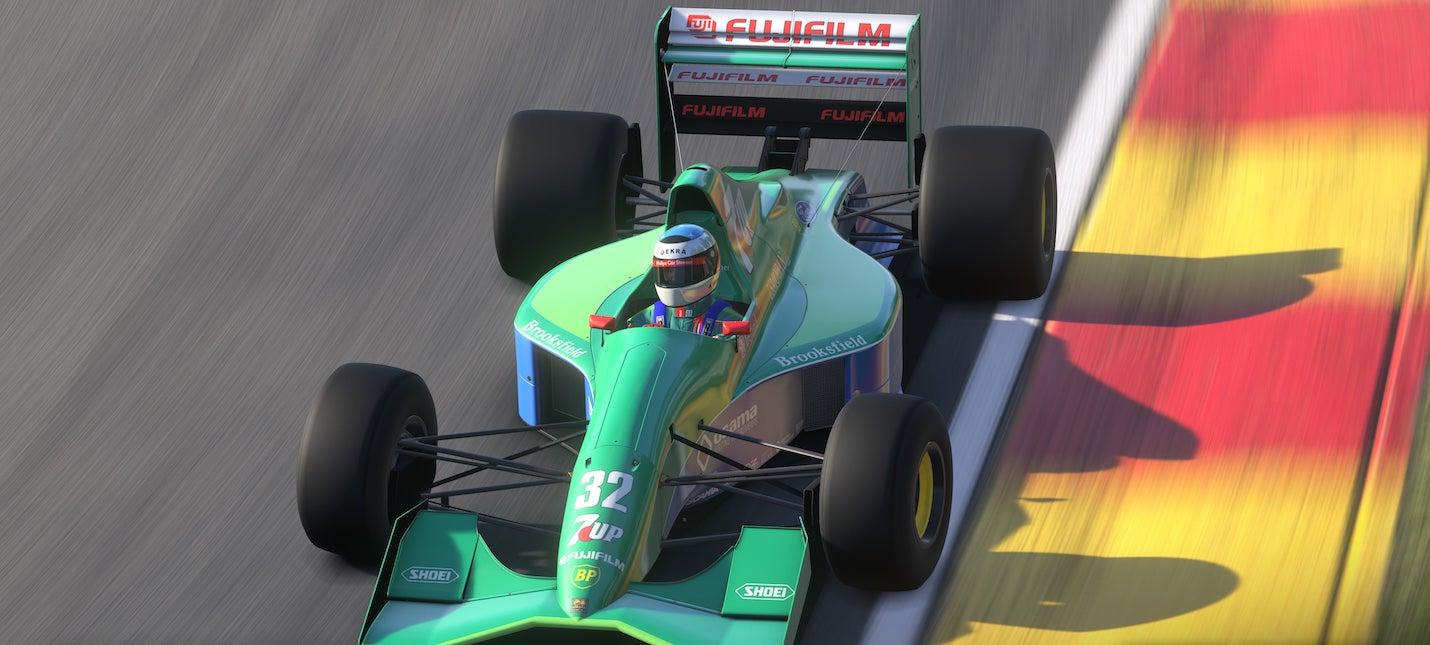 Новый трейлер F1 2020 посвятили Шумахеру